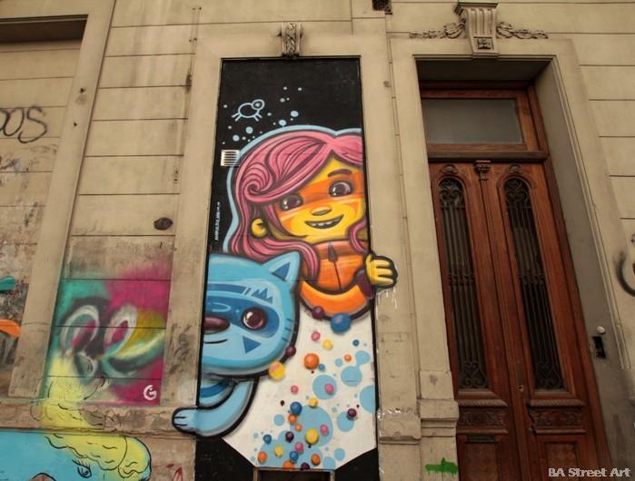 graffiti san telmo buenos aires street art buenosairesstreetart.com