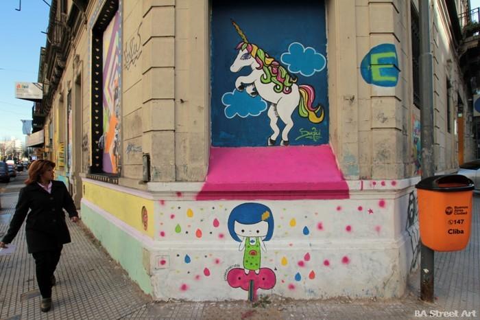 arte urbano buenos aires san telmo graffiti buenosairesstreetart.com