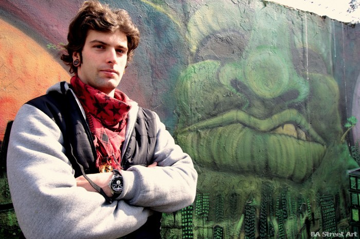 san isidro buenos aires argentina bater graffiti artist buenosairesstreetart.com