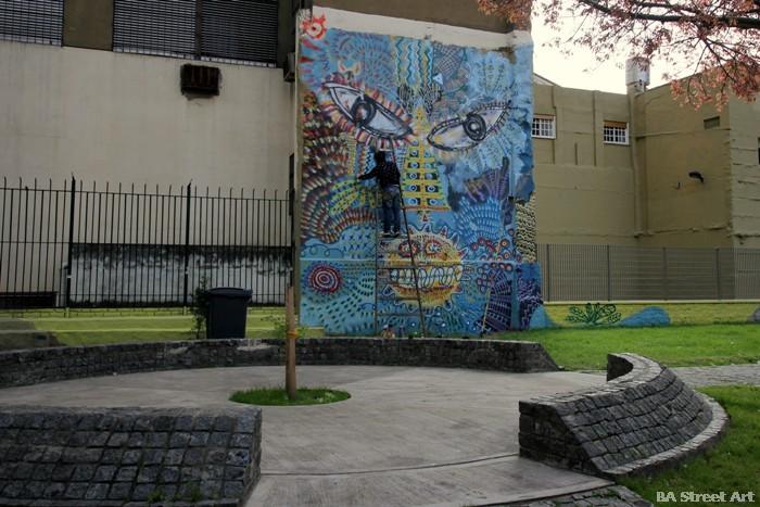 arte publico buenos aires graffiti malegria street art murales buenosairesstreetart.com