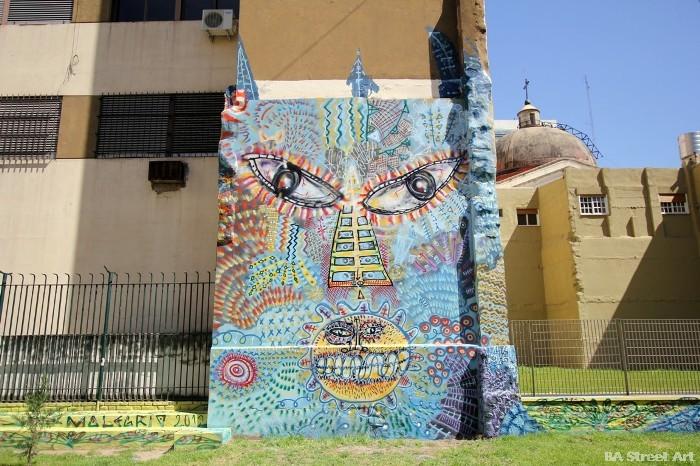 buenos aires graffiti arte urbano malegria buenosairesstreetart.com