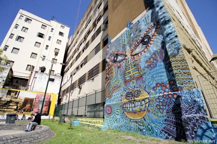 buenos aires graffiti arte urbano murales malegria buenosairesstreetart.com
