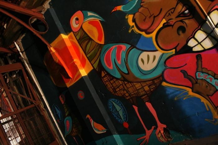 buenos aires graffiti iztu cuore adris godis photography nice naranja buenosairesstreetart.com