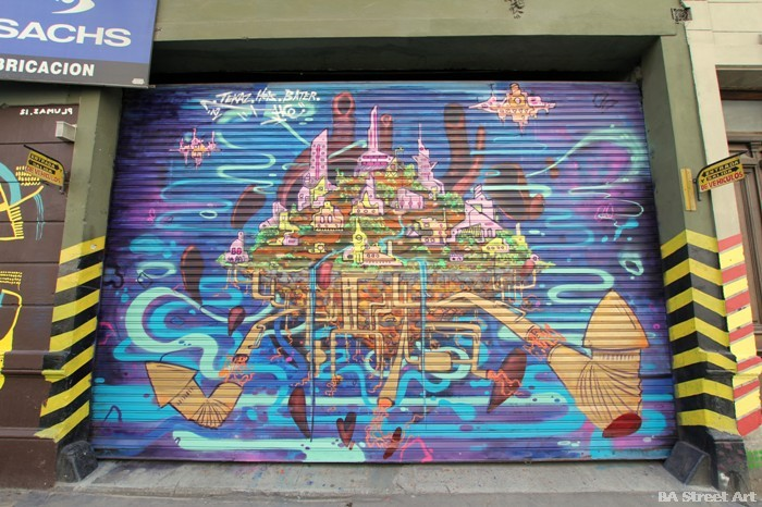 buenos aires graffiti street art buenosairesstreetart.com murales