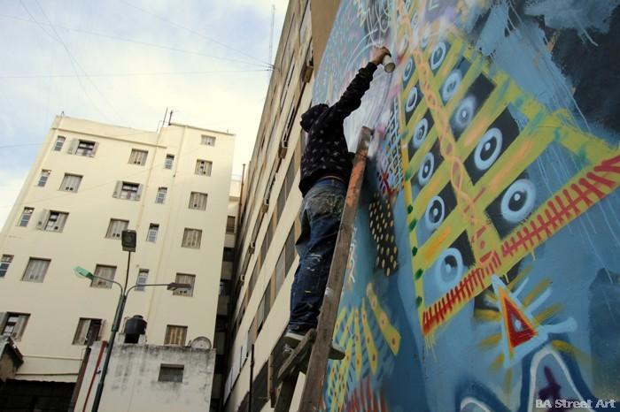buenos aires graffiti tour malegria street art murales buenosairesstreetart.com