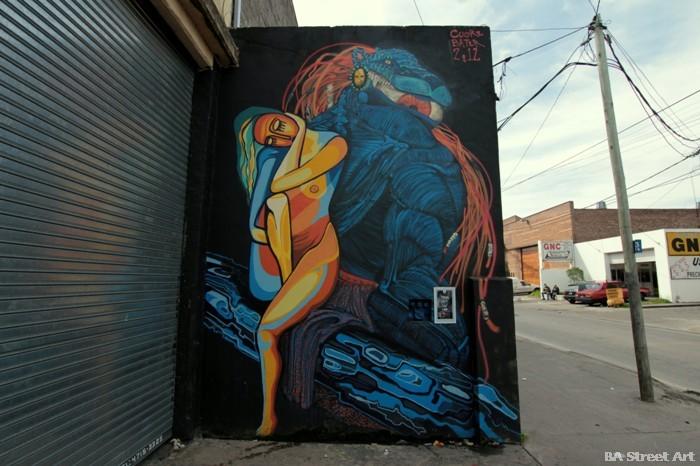 cuore bater grafiti tour buenos aires arte urbano buenosairesstreetart.com