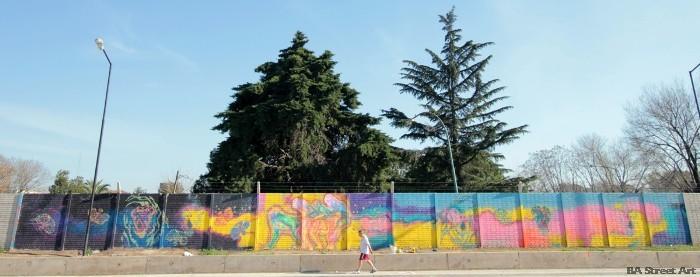 damita dinamita murales street art buenos aires buenosairesstreetart.com