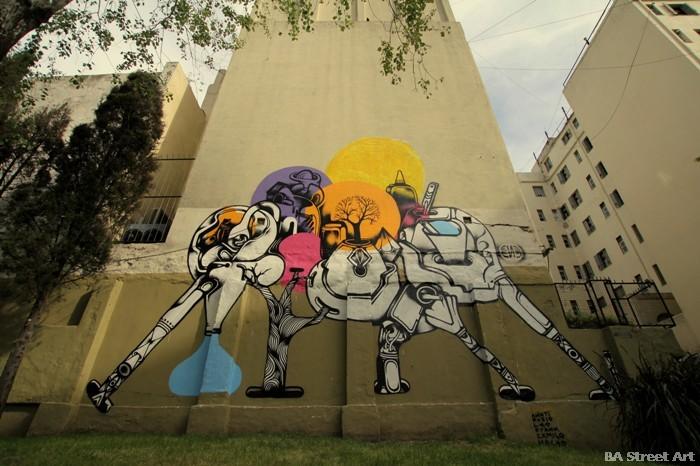 graffiti arte urbano buenos aires ene ene murales street art buenosairesstreetart.com