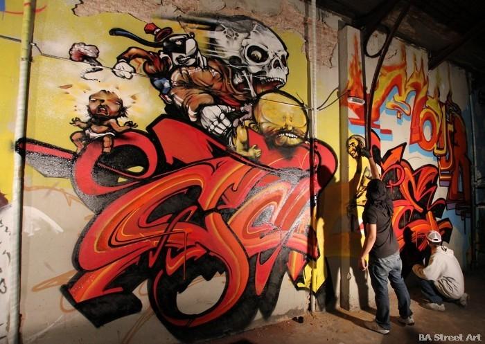 graffiti buenos aires street art buenosairesstreetart.com boutique san telmo
