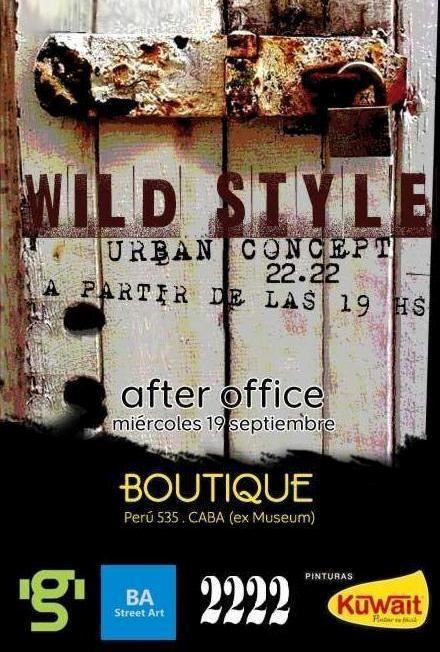 graffiti san telmo boutique nightclub buenos aires wild style