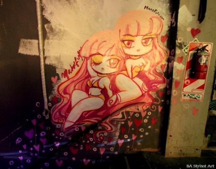 mako fufu street art buenos aires buenosairesstreetart.com boutique san telmo