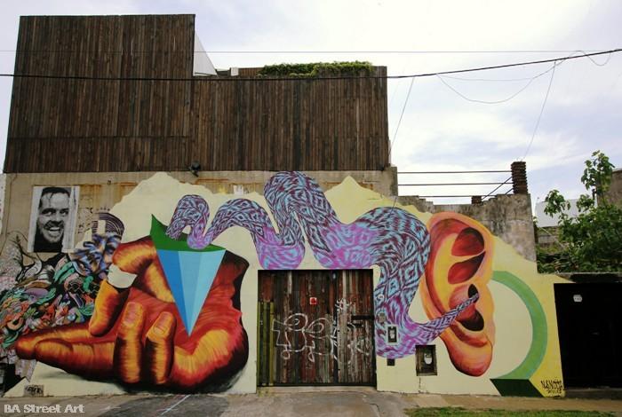 buenos aires graffiti tour argentina mural nanook murales