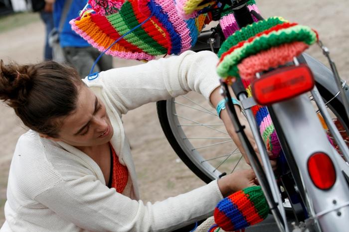 lana arte urbano buenos aires bici intervenciones urbanas festival de bici buenosairesstreetart.com adri godis photography