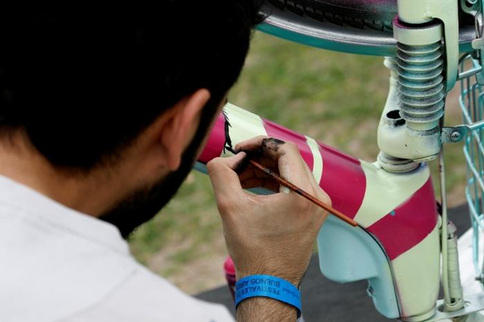 festival de bici planetario buenos aires street art tour adri godis photography