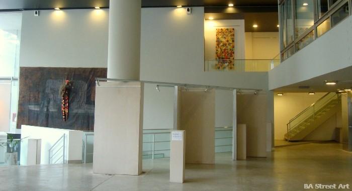 BCN Biblioteca del Congreso Nacional buenos aires foto galeria espacio