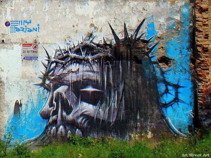 emy mariani graffiti buenos aires buenosairesstreetart.com san telmo street art