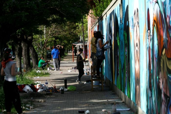 buenos aires street art la plata buenosairesstreetart.com adri godis foto