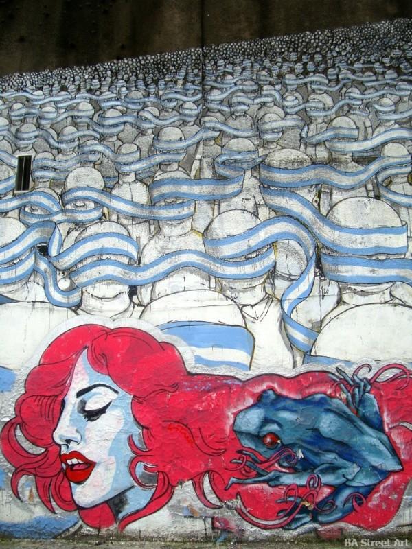blu street art bandera mural buenos aires buenosairesstreetart.com