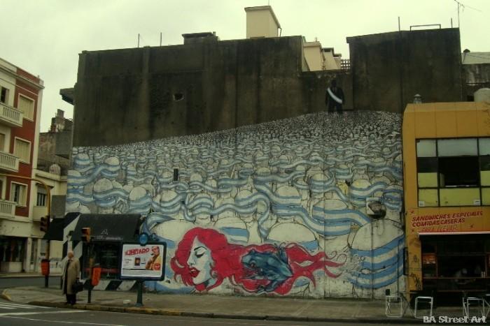 blu street art italia buenos aires argentina graffiti buenosairesstreetart.com