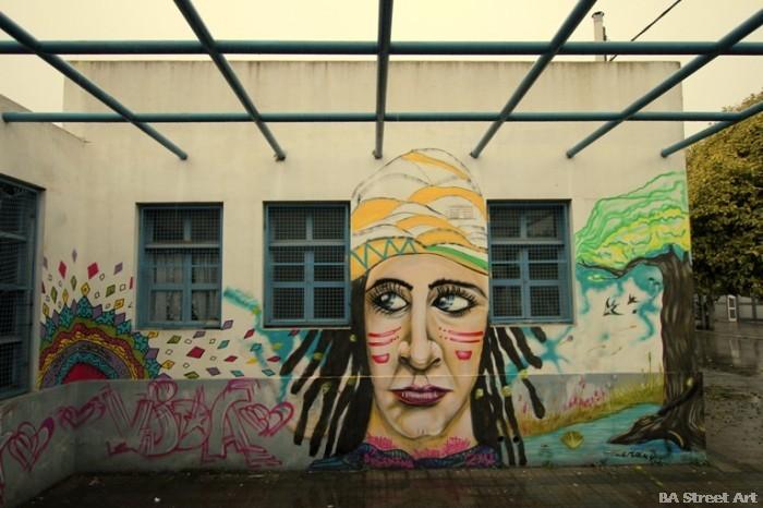 buenos aires graffiti la plata buenosairesstreetart.com zig zag