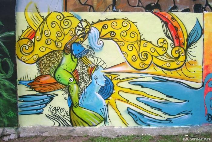 buenos aires graffiti tour BA Street Art buenosairesstreetart.com arte callejero