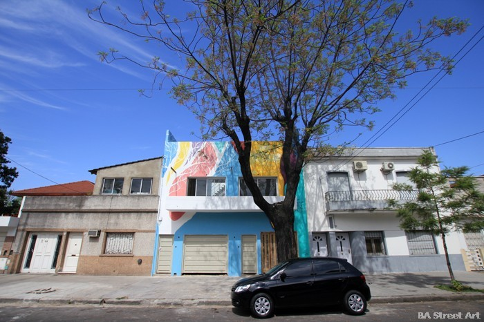 Ba street art for Tours of nice houses