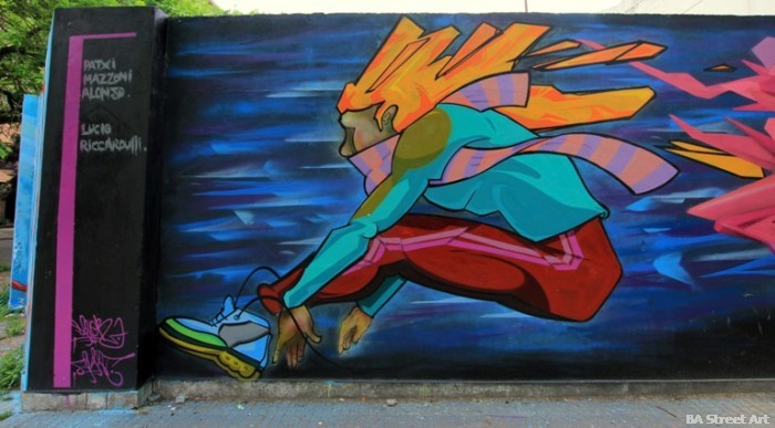 buenos aires graffiti tour patxi mazzoni alonso la plata zig zag buenosairesstreetart.com