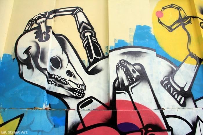ene ene artista callejero buenos aires santiago chile buenosairesstreeart.com