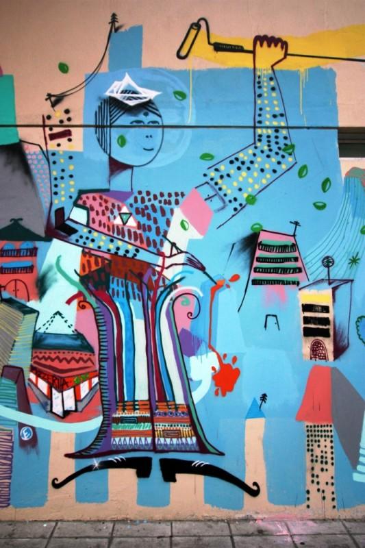 feria de mataderos gaucho fair buenos aires arte urbano buenosairesstreetart.com