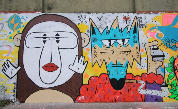 graffiti buenos aires arte urbano buenosairesstreetart.com
