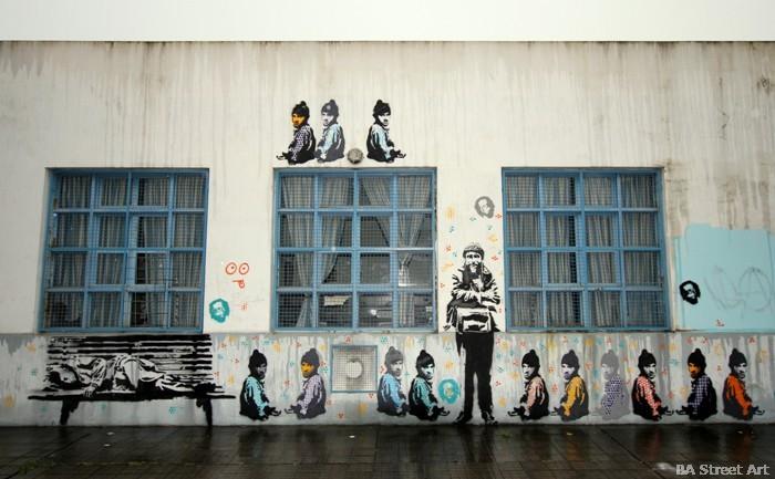 graffiti buenos aires la plata buenosairesstreetart.com zig zag