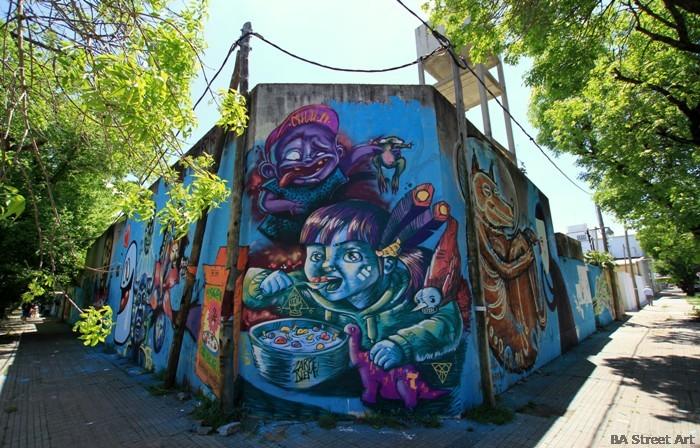 graffiti la plata buenos aires street art buenosairesstreetart.com