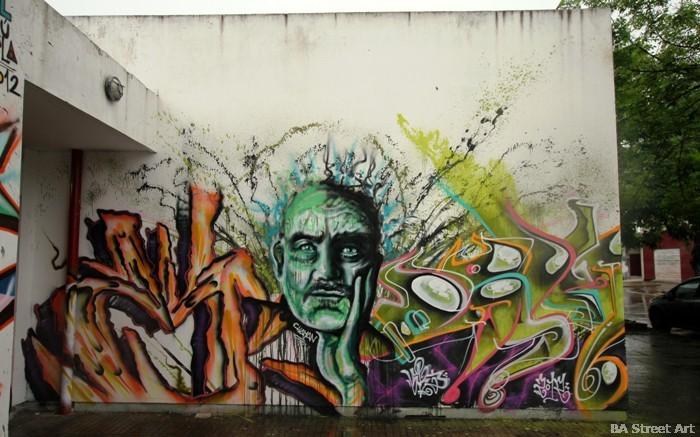 graffiti mar del plata chaman buenosairesstreetart.com