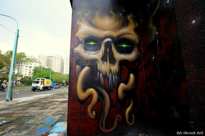 graffiti tour buenos aires emy mariani street art buenosairesstreetart.com