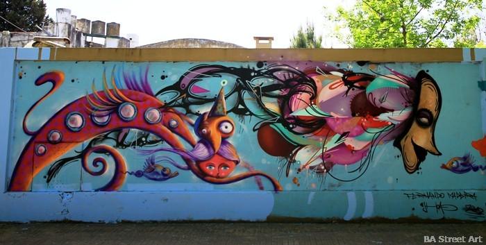jhoao brasil graffiti fernadno madeira street art buenosairesstreetart.com