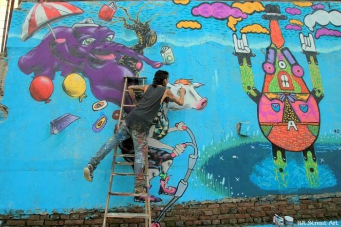 loto graffiti brasil buenos aires buenosairesstreetart.com