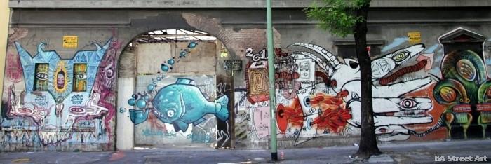 buenos aires graffiti tour malegria oz rodez ene ene buenosairesstreetart.com