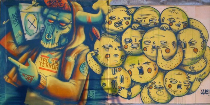 oz montania street art lucas we graffiti paraguay