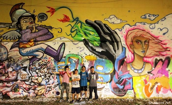 graffiti tour buenos aires graffiteros buenosairesstreetart.com